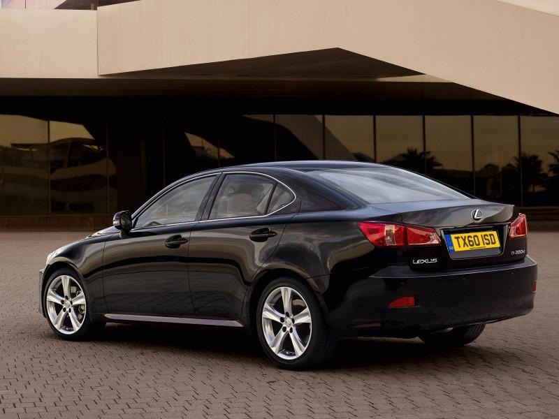 Фото Новый 2011 Lexus IS.